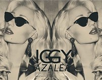 Editorial Design: IGGY AZALEA