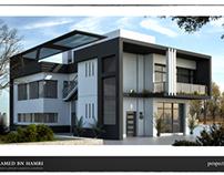 Tamkean ( sustainable Villa )