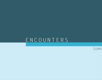 [design] SUMMA 2011: Encounters Catalogue