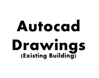 Stage 1-Autocad Drawings-Existing Building