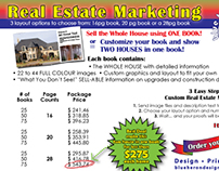 Real Estate Marketing Books!