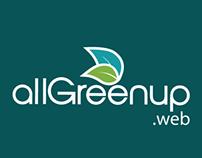 Pagina web AllGreenup