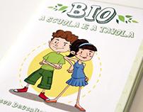 BIO - A scuola e a tavola | Comic Strip