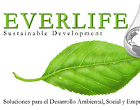 Everlife logotype design