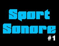 Sport Sonore #1 / 2013