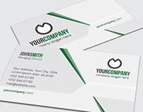 Simple Corporate Business Card - 10