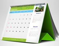 Eco Spa Calendar 2017