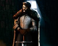 Game Of Thrones Self Portrait