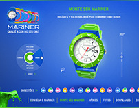 Technos Mariner Website