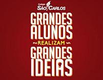 Grandes Alunos Realizam Grandes Ideias