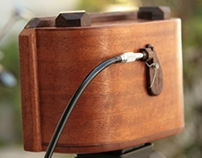 Love for Wood  - Pinhole Camera