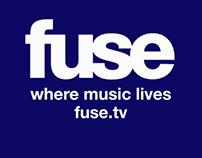 Hoppus Promo for FUSE