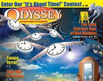 Odyssey Magazine - How Time Flies!