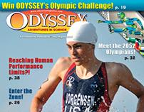 Odyssey Magazine - Olympic Gold