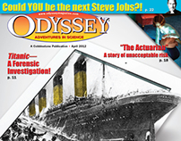 Odyssey Magazine - Titanic Disasters