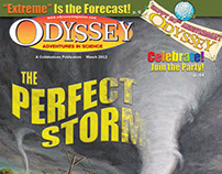 Odyssey Magazine - The Perfect Storm