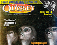 Odyssey Magazine - Does E.T. Exist?