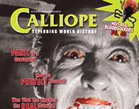 Calliope Magazine - Vampires
