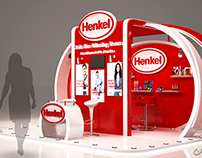 Henkel Job-Fair. Booth..