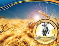 Буклет «Четыре времени года колхоза «Ростовановский»