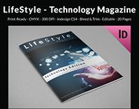 LifeStyle - Technology Magazine