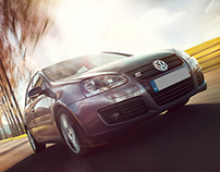 VW _ Countryside - Retouching