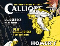 Calliope Magazine - Homer's Odyssey