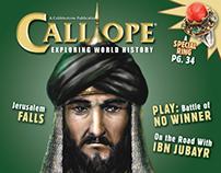 Calliope Magazine - Saladin