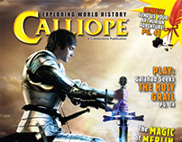 Calliope Magazine - The Making of a Legend