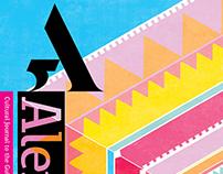 Alef Magazine cover - September/November 2013 issue