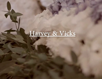 Harvey & Vicks - Wedding