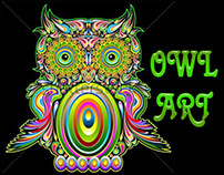 Owl Art - Graphic Designs