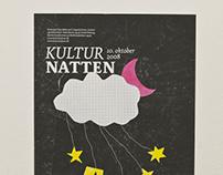 Kulturnatten Poster