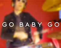 Go Baby Go HOT NEWS #1 | Motion Design