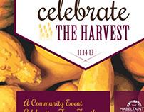 Celebrate the Harvest