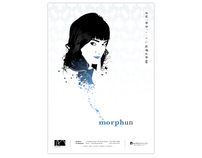 Morph hair design - Promotionals poster series