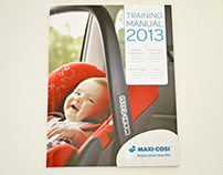 Maxi-Cosi Training Manual 2012/2013
