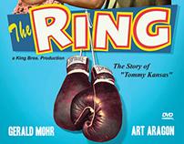 DVD cover design