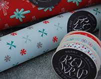 Red Wrap - Merry & Bright Collection