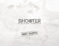 "Shooter campaign ""MOST WANTED"" F/W 2013"