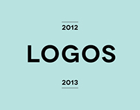 Logo Collection | 2012-2013