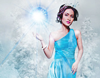 Snow Queen Composite