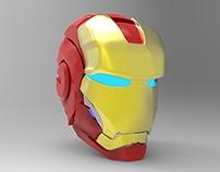 IronMan Helm
