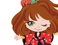 Cherry Kite