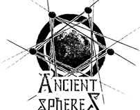 Ancient Spheres CD and new logo