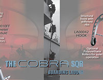 Web banners for military equipment