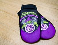 RAD Gloves 'Cosmic Cruisin' mitten