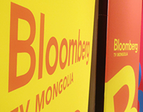 Bloomberg TV Mongolia - Popup 2014