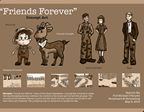 "Storyboard: ""Friends Forever"""