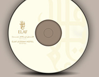 ELAF - Red Sea Mall Hotel CD sticker 1